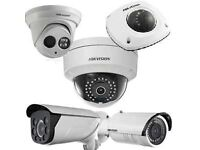 **Half price sale** Quality CCTV installers 2/4/8/16 HD cameras fully installed..call now for info