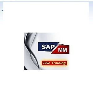 SAP MM Project training on Canadian Project