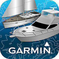 13500 Canadian Lakes! Garmin LakeVU HD Bluechart