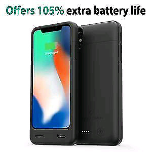 iPhone X 4000mAh Extended Battery Case
