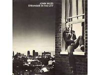 John Miles ‎– Stranger In The City 1976 Vinyl LP