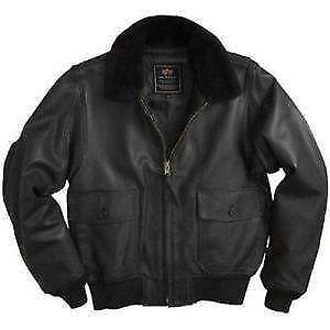 Navy Flight Jacket | eBay