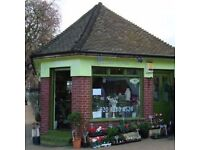 Part Time Driver for Florist in Ealing Area