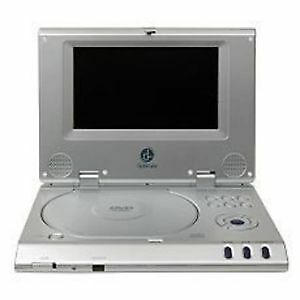 "7""( EQUINOX )  PORTABLE  DVD  PLAYER  FOR CAR, IN ORIGINAL BOX"