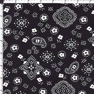 Bandana Fabric Ebay