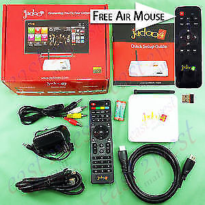 jadoo TV Box **5** with air mouse only $250