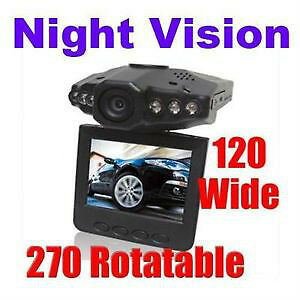 "2.5"" LCD HD Car Cam Vehicle DVR Dash Camera Night Vision NEW"
