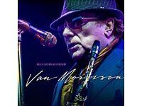 Van Morrison - Nells Jazz & Blues, London. Saturday, 23 Sep 2017 1 x Ticket Seated