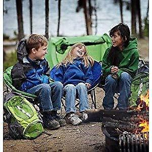 NEW! Lucky Bums Youth Moon Camp Chair - Small