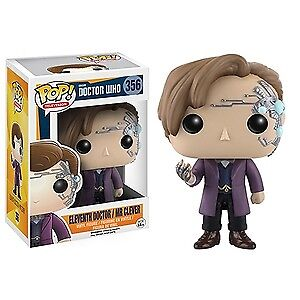 MIB Funko Pop Vinyl Doctor Who:  Eleventh Doctor Mr. Clever