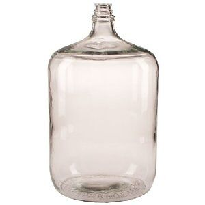 6 1/2 Gallon Carboy for Brewing