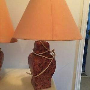 Two nice side lamps