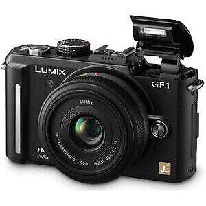 Camera  Panasonic Lumix GF-1