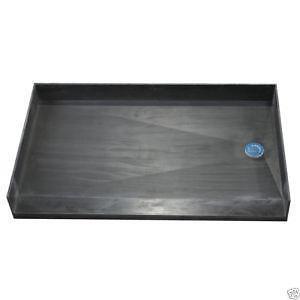Tile Ready Shower Pans