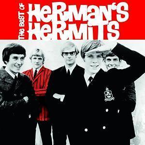 CD Herman's Hermits The Best Of   2CDs