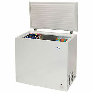 SALE ! Haier 5.0 cu.ft. Chest Freezer