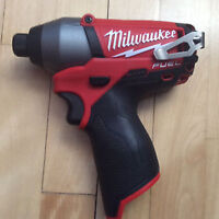 Milwaukee Fuel M12 Impact Driver