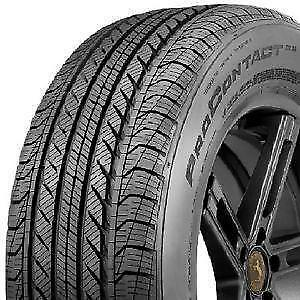 (summer 2 only) 245/40r19 Continental procontact GX ----------- - 150$+tax (value 312$) each