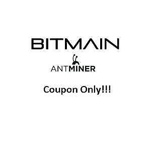 55$ coupon for Bitmain for cheap 10$$