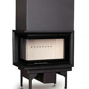 gas kamineinsatz fen ebay. Black Bedroom Furniture Sets. Home Design Ideas