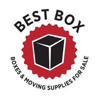 Moving? Need boxes & packing supplies? we even buy them back