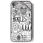 iPhone 4 Cover Beatles