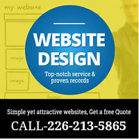 London Web Design - WordPress Website Designer, Ecommerce, SEO