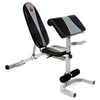 Weight Bench great condition