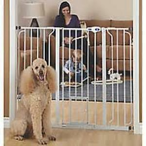 Top PAWS Extra Large Gate