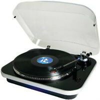 Innovative Technology ITUT-400 USB Turntable