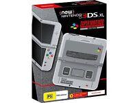 Nintendo 3DS XL Super Nintendo