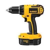 Dewalt 18v impact driver/drill set