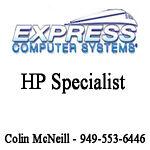 ECS HP ProLiant Store 949.553.6446