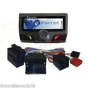 parrot ck3100 bluetooth car kit fitting instructions