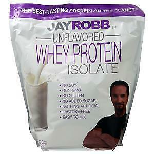 Jay Robb - Whey Protein Isolate Powder, Outrageously Delicio