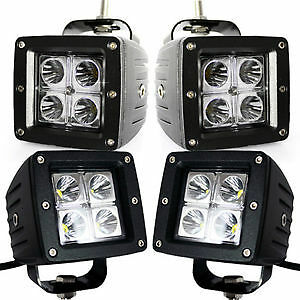 4 cube 16 watts led light $45.00 each