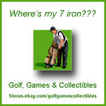 Golf/Games/Collectibles