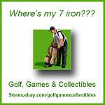 Golf/Games/Collectibles