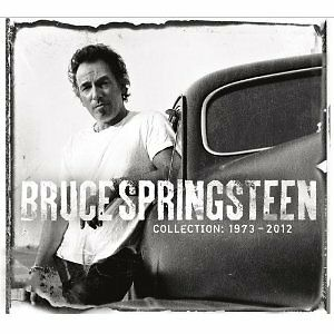 BRUCE SPRINGSTEEN - COLLECTION 1973-2012: BEST OF CD ALBUM (April 15th 2013)