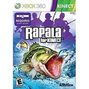 Xbox 360 Fishing Games