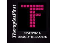 Massage therapy, facials, reflexology, body wraps Swansea City Centre
