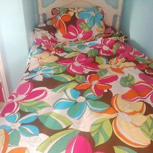 Various Twin bedding sets