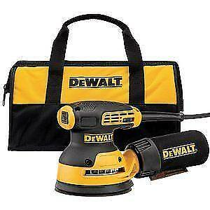 dewalt DWE6423Kr 5-In Random Orbit Variable Speed Sander