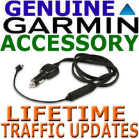 Garmin GPS OEM Car Charger with Traffic Report GTM 25,,26,