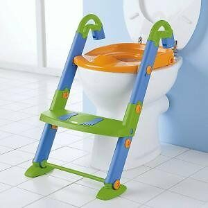 Potty Training Seat with Steps
