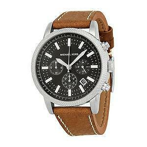 michael kors brown watch michael kors mens watch brown