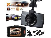 "Dash Car Camera G30 2.4"" Full HD 1080P Car DVR Video"