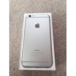 iPhone 6s Plus- Silver 64gb - Unlocked- excellent condition