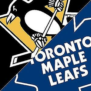 Toronto Maple Leafs vs Pittsburgh Penguins - ALL STAR GAME