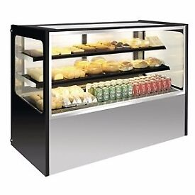 Polar GG217 400 Ltr Refrigerated Deli Showcase